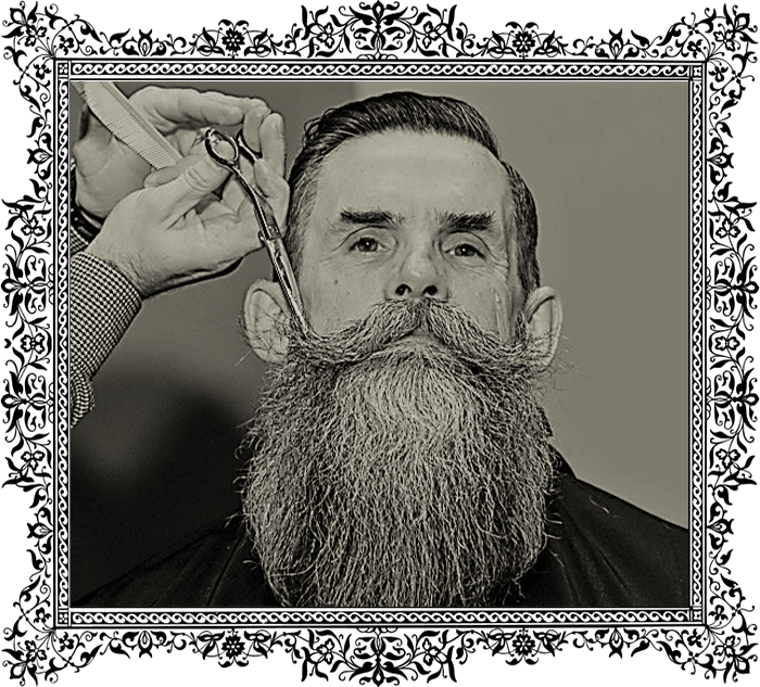 Precision Haircut and Luxury Open Razor Shave