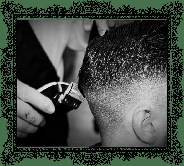 Master Barber Hair Cut